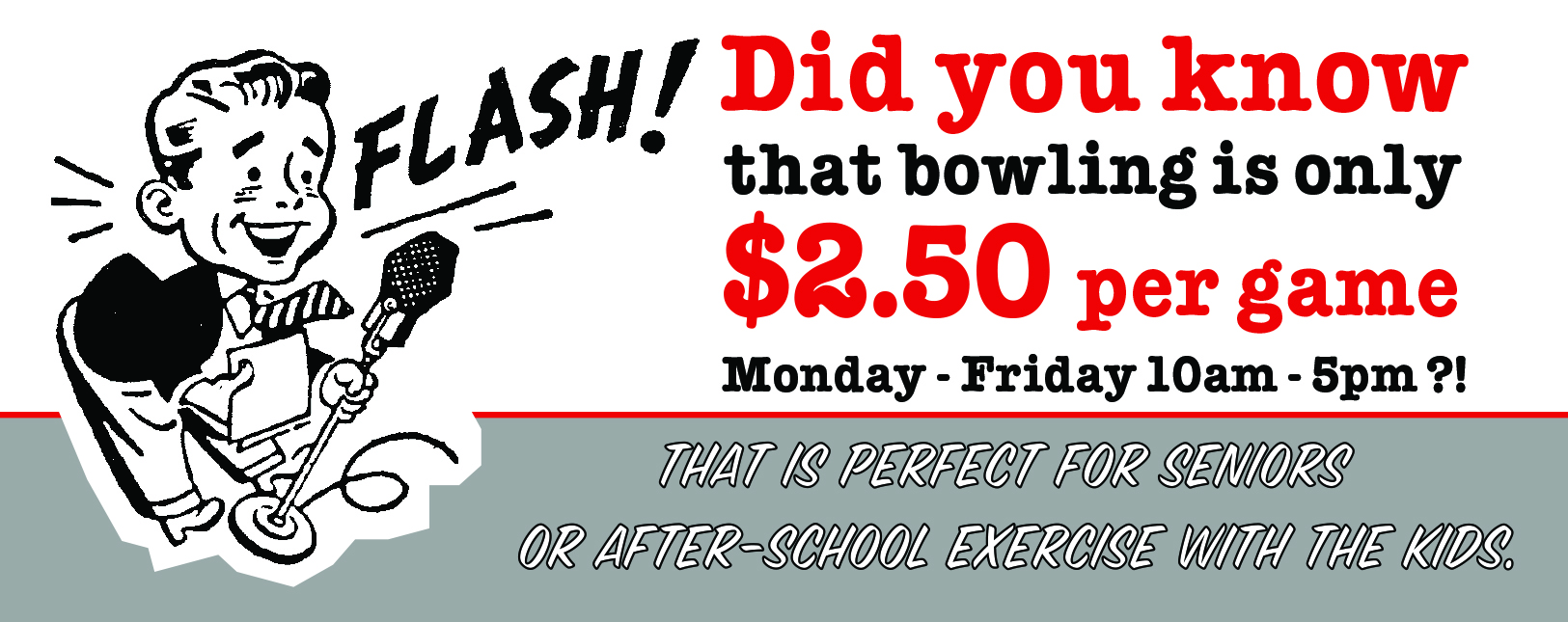 $2.50 Bowling