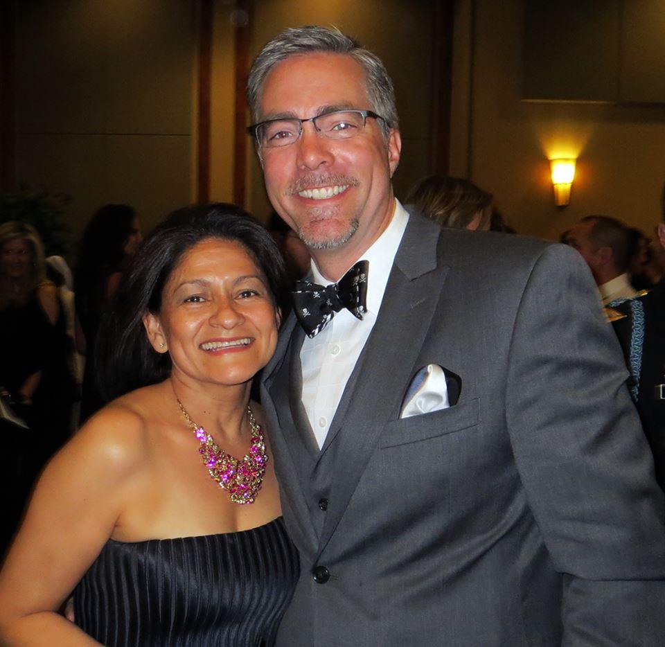 Gitta & Scott Ramsay