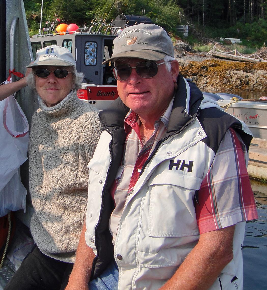 Cathy & Ed Ramsay